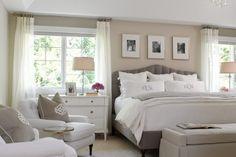 {Project Reveal}: Pennsylvania House | Bria Hammel Interiors | Master Bedroom