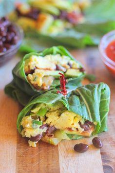 Good Healthy Snacks, Easy Healthy Breakfast, Healthy Chicken Recipes, Healthy Dinner Recipes, Healthy Eating, Cooking Recipes, Breakfast Wraps, Health Breakfast, Breakfast Recipes