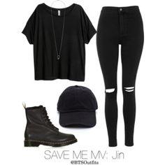 Save Me MV: Jin