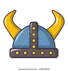 Find Swedish Viking Helmet Icon Cartoon Illustration stock images in HD and millions of other royalty-free stock photos, illustrations and vectors in the Shutterstock collection. Swedish Vikings, Viking Baby, Viking Helmet, Dragon Party, Scandinavian Folk Art, Viking Ship, Baby Cartoon, Craft Patterns, Drake