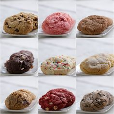 Cookie recipes 659355201669424824 - Cake Mix Cookies 9 Ways by Tasty Source by faavelatuifua Easy Desserts, Delicious Desserts, Dessert Recipes, Yummy Food, Delicious Cookies, Cake Mix Desserts, Cupcake Recipes, Cake Mix Cookie Recipes, Cookie Cakes