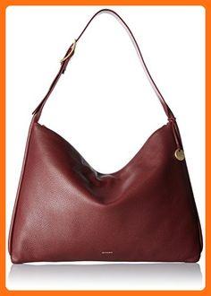 10d50d194358dd Skagen Anesa Shoulder Bag Leather, Cordovan - Shoulder bags (*Amazon  Partner-Link)
