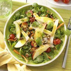 Smoked Turkey and Apple Salad Recipe   Taste of Home Recipes
