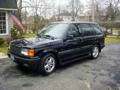 Older Range Rover