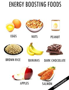 When your energy is low, you may instinctively reach for a cup of coffee or a handful of candy to provide a quick boost. Unfortunately, the effects of both are short-lived and can set you up for a crash. The types and the amount of food you eat play an important role in your daily energy levels. In fact, did you know that foods high in fat and calories can leave you feeling fatigued, since they require more energy to digest? So next time you feel that pesky slump coming on, have some of…
