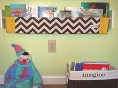 bookshelves...all proceeds from her etsy shop go to her compassion international child!!!
