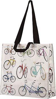 great for DIY bike panniers!Bike Tote Bag