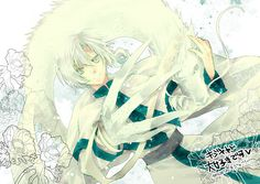 Kija the White Dragon || Art by miya (ミヤ) on pixiv