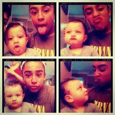 Princeton and Noah!!