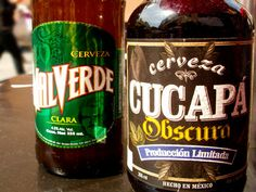 Where to find local craft beer in Mexico City.