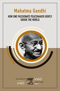 Everything you need to know about Gandhi in a 60 minutes (or less! Quick Reads, Mahatma Gandhi, Biographies, Book Reviews, Great Books, Memoirs, Nonfiction, Thriller, Growing Up