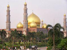 Masjid kubah emas, bandung