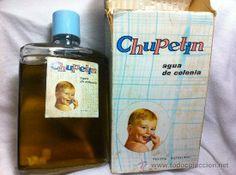 colonia chupetin años 80 casa pervisa barcelona de cierre de almacén (Botellas, Cajas y Envases - Miniaturas de Perfumes.)