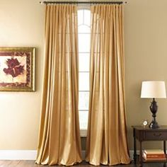 Nice ... Drapes Curtains Gold : Gold Curtains On Pinterest Room Decor Bedroom ...