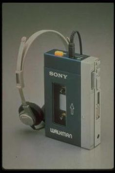 History of Engineering and Technology — Sony Walkman portable cassette player, introduced. Radios, Best Running Headphones, Oldschool, My Childhood Memories, My Memory, The Good Old Days, You Are The Father, Old Things, History