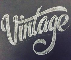 Great lettering by @alstad - #typegang - typegang.com
