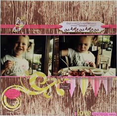 Layout by Authentique Paper Design Team Member Heather Conklin