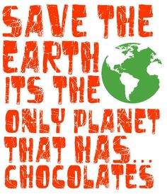 Let's celebrate Earth Day.
