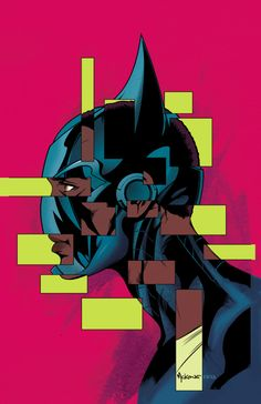Batwing by Mike McKone