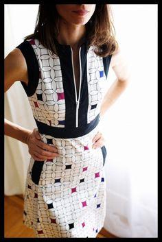 The New Job Dress - petitejosette Modelli Di Abito Da Cucire 15251304ed7