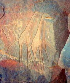 Risultati immagini per picturi rupestre africa de sud Fresco, Paleolithic Art, Cave Drawings, Art Ancien, Southwest Art, Tempera, Ancient Artifacts, Old Art, Ancient Civilizations
