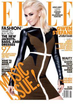 Nicki Minaj - Gwen Stefani - Photos of Women in Music - Elle