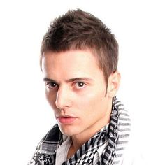 Different Hairstyles for Men with Thin Hair: Short Hairstyles For Men With Thin Hair Hipsterwall ~ frauenfrisur.com Hairstyles Inspiration