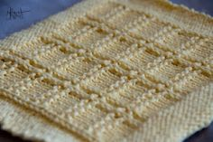 Dishcloth...again!