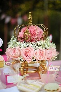 A table fit for a princess   Princess Perfection