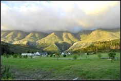 Swellendam I Am An African, Provinces Of South Africa, Small Towns, Beautiful Homes, Cape, Road Trip, Mountains, Cape Town, World
