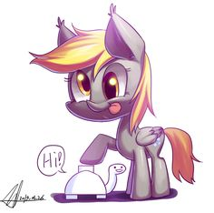 Derpy Hooves from MLP FIM
