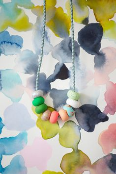 necklace by Emily Green