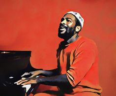 Gaye helped to shape the sound of Motown Records in the with a string of hits, including How Sweet It Is (To Be Loved By You) and I Heard It Thr. Art Of Dan, Concept Album, Award Winning Photography, Weekender Tote, Motown, Prints For Sale, Toddler Outfits, Wood Print, Beach Towel