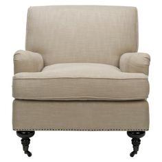 Target - Safavieh Sasha Club Chair - Tan - $529.99