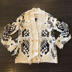 Chaser tapestry cardigan sweater Chaser tapestry cardigan sweater Chaser Sweaters Cardigans