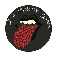 In Collaborative Project, Designers Create 50 New Logos For The Rolling Stones. Lauren Fowler