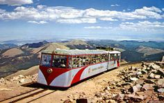 Cog Railroad at Pikes Peak CO | by Edge and corner wear