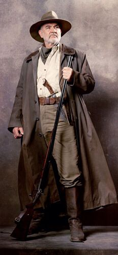 "Sean Connery as Allan Quartermain in ""The League Of Extraordinary Gentlemen"""