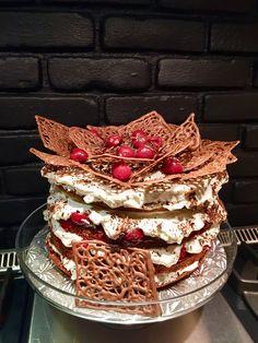Gâteau Forest noir, Black Forest cake