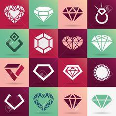 diamond vector - Google zoeken