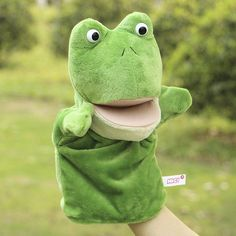 These super fun animal doll hand puppets come in a variety of animal types from donkey, frog, lion,tiger, to dog. Choose Your Favorite! FREE SHIPPING! Specifications: Item Type: Puppets Warning: Don't
