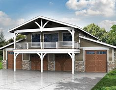 Living space over garage house plans with living space above garage elegant apt garage plans adding . living space over garage Carriage House Plans, Barn House Plans, Shop House Plans, Barn Plans, Garage Plans With Loft, Plan Garage, Garage Loft, Garage Ideas, Garage Workshop