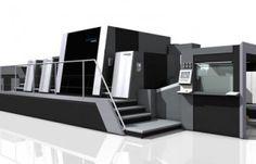 First Jointly Developed Heidelberg-Fujifilm Inkjet Industrial Printer to be Shown at drupa Heidelberg and Fujifilm will show their first jointly developed B1 industrial inkjet press, called the Primefire