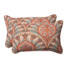 Found it at Wayfair - Crescent Beach Indoor/Outdoor Lumbar Pillow