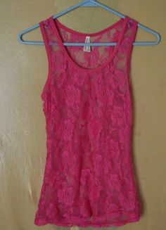 2509657d837 Rose Lace Tank Top Rose Lace, Lace Tank, Cold Weather, Jeffrey Campbell,
