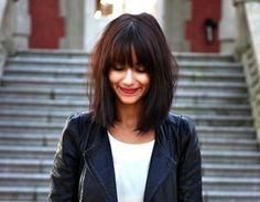 17 HAIRSTYLES WITH BANGS + THE BEST BANGS FOR YOUR FACE SHAPE | Le Fashion | Bloglovin'