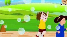 Bubbles - Nursery Rhyme