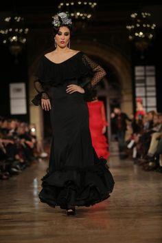 Traje de Flamenca - Leticia-Lorenzo - We-Love-Flamenco-2016