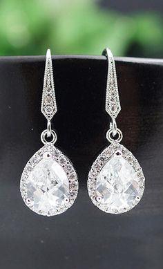 Wedding Jewelry Bridal Jewelry Bridal Earrings