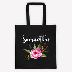 Check out this item in my Etsy shop https://www.etsy.com/listing/502409045/cotton-tote-personalized-tote-positive